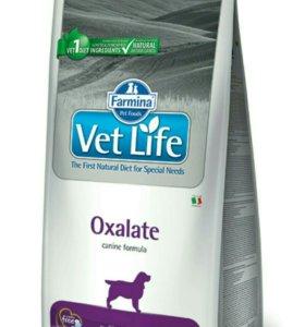 Корм для собак при МКБ Farmina Oxalate