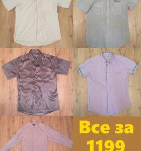 Рубашка 1199 за 5 шт (48–50), футболка, майка