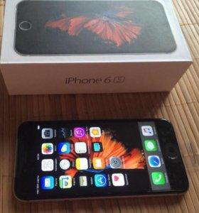 Новый Apple IPhone 6s 16gb