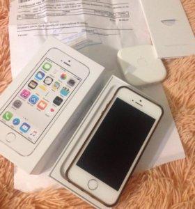 iPhone 5s, продам