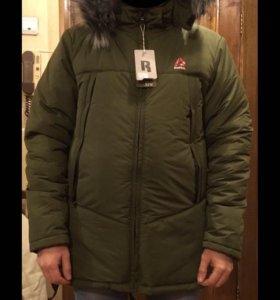 Куртки зимние мужские Reebok ВЕСЕННЯЯ АКЦИЯ!!!!!!!