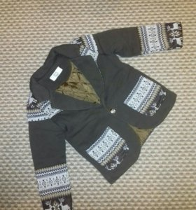 Пиджаки, джинсы на мальчика 116-122
