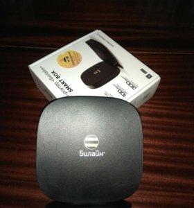 Wi-Fi роутер smart box билайн