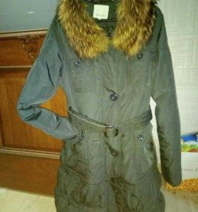 Курточка зимняя -44-46