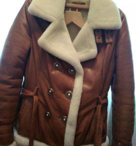 Куртка меховая женская