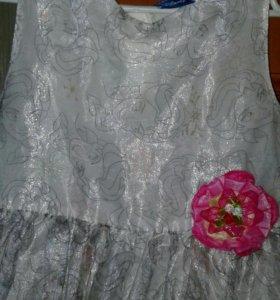 Нарядное фирменное платье.