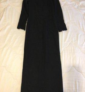 Платье в пол сампошив 44 размера