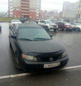 Mazda protege DX 2002год