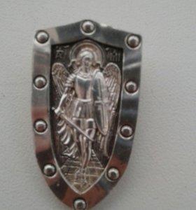Серебряные подвеска и цепочка. Возможна продажа по