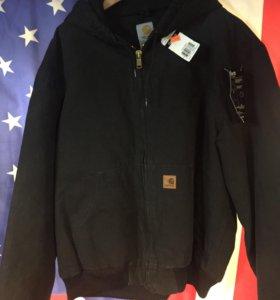 Carhartt куртки зимние и демисезонные