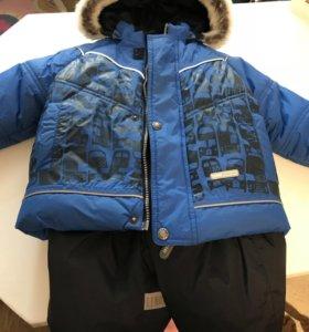 костюм зимний Lenne,80