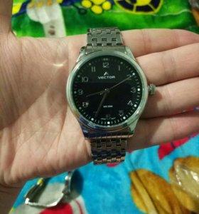 Часы мужские, Вектор