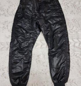 Мужские теплые штаны