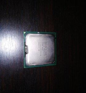 Процессоры Intel core 2 duo E7500 2,93 ghz.
