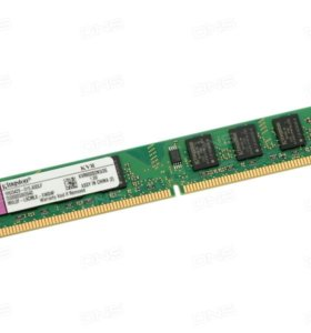 Kingston 1gb ddr2 800mhz