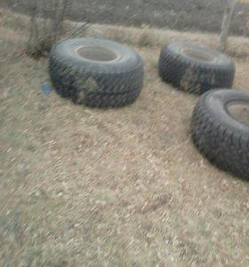 Комплект колес на телегу.продаю срочно