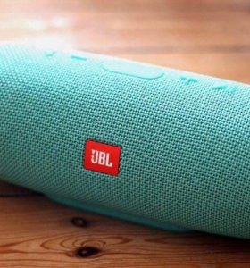 Колонка JBL Sharg 3 цвет turquoise