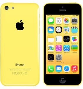 IPhone 5c 16Gb Yellow REF