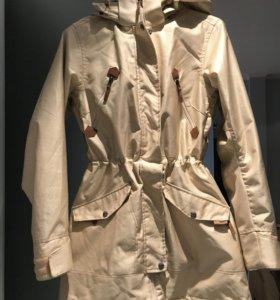 Новая сноубордическая женская куртка/парка Termit