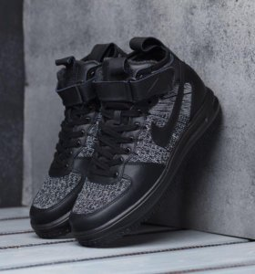 Nike Lunar Force 1 Flyknit Workboot.
