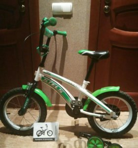 Велосипед Stels arrow. Для ребенка 3-6 лет