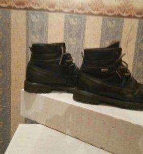 ботинки Burgers