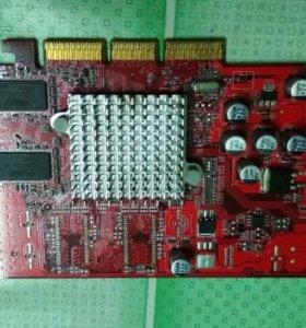 Radeon 9200 se 128 мб AGP