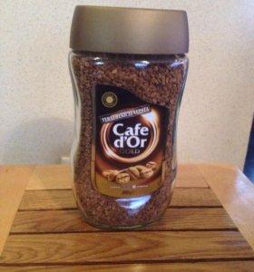 Кофе растворимый Dior gold 200 гр