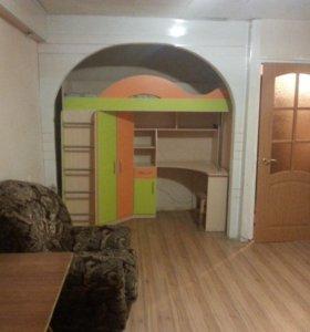 Детский комплекс кровать