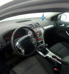 Форд мондео 4 2008г