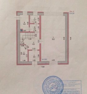 Коттедж, 128 м²
