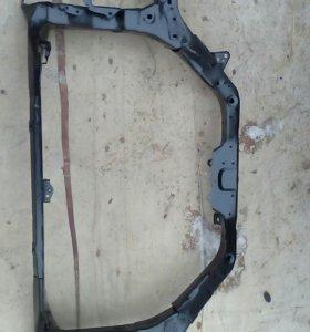 Панель передняя Honda CRV III