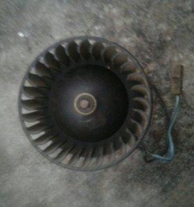 Мотор отопителя печки