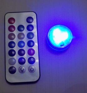 Без батареек! LED лампа!Осталось 2 лампы!!!