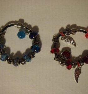 Шармы и браслеты из шармов