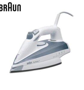 Новый утюг Braun