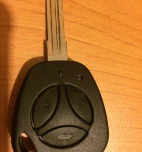 Ключ (LADA) без микросхемы!