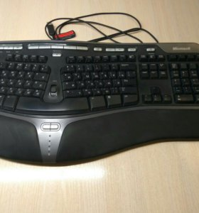 Клавиатура Microsoft Natural Ergonomik Keyboard