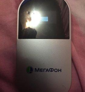 Wi fi мегафон мобильный роутер