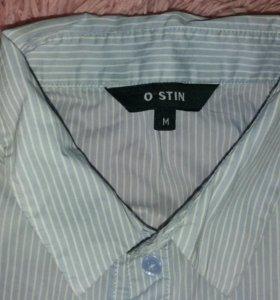 Рубашка хлопок Ostin