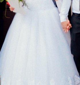 Свадебное платье(продам,прокат)