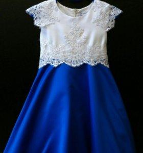 Платье д/д 8-11 лет