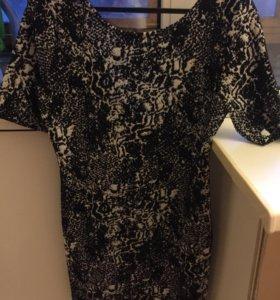 Платье h&m 44р