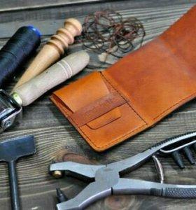 Изделия из кожи ручной работы: пошив на заказ