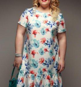 Фабричное платье