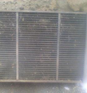 Радиатор на Волгу