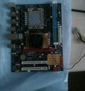 Huanan X58 LGA1366 с вентилятором