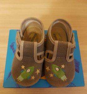 Туфли ясельные, 20 размер