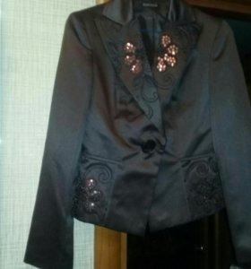 пиджаки новые