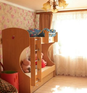 Квартира, 3 комнаты, 106.9 м²